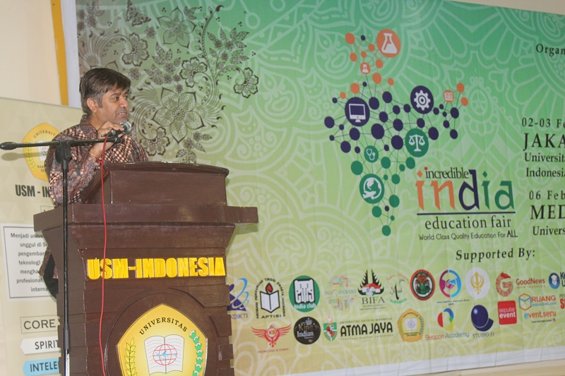 India Education Fair, 6 Feb